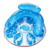 Pool Master Water Pop Circular Swimming Pool Lounge Raft