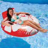 Pool Master Day Dreamer Swimming Pool Lounger Inflatable Raft