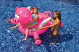Swimline LOL Flying Pig Ride-On