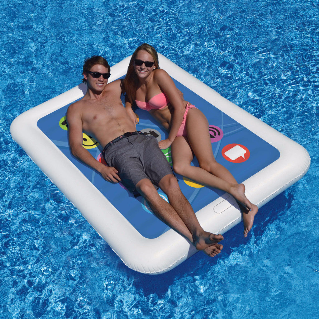 Swimline Tablet Double Float