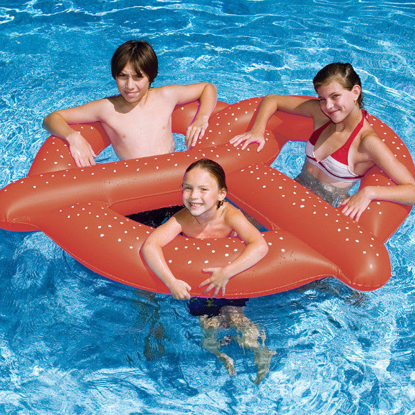 Swimline Giant Pretzel Float