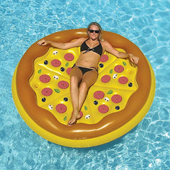 NEW Swimline Personal Pizza Island Raft