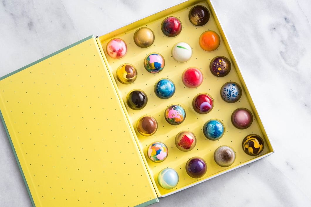 24 pc Bonbon Box