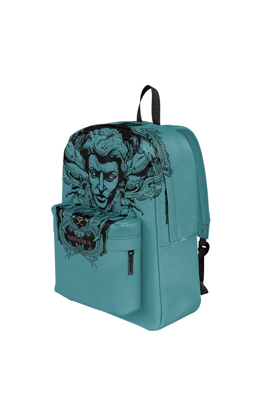 Blue Face Backpack