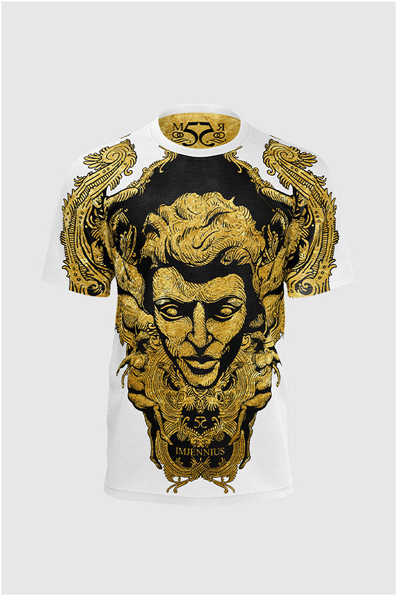 Gold imjennius face nº1 T-shirt