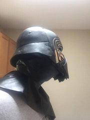 Genuine Lambskin Kylo Ren Under Chin Neck Seal