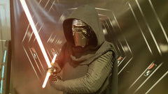 Kylo Ren Apprentice Weave Hooded Cape