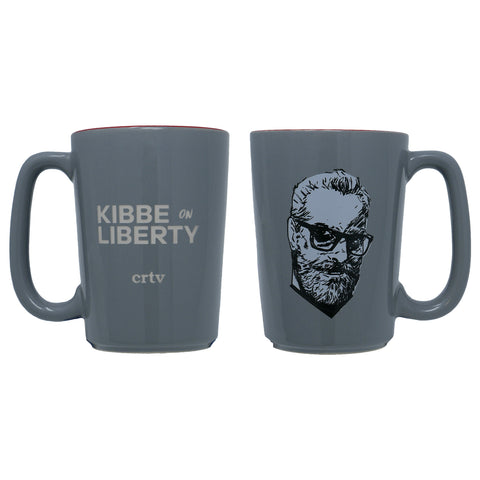 Kibbe On Liberty Mug