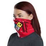 09011E HAZARD NECK GAITER MASK-Dustrial