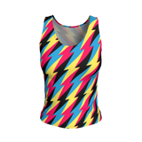 BOLT CMYK SPORT TANK TOP-XS-Dustrial