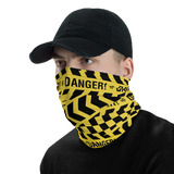 DANGER NECK GAITER MASK-Dustrial