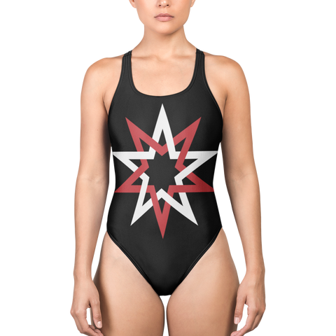 DECIMATE ONE-PIECE SWIMSUIT-XS-Dustrial
