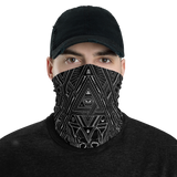 NOTHING SACRED NECK GAITER MASK-Dustrial