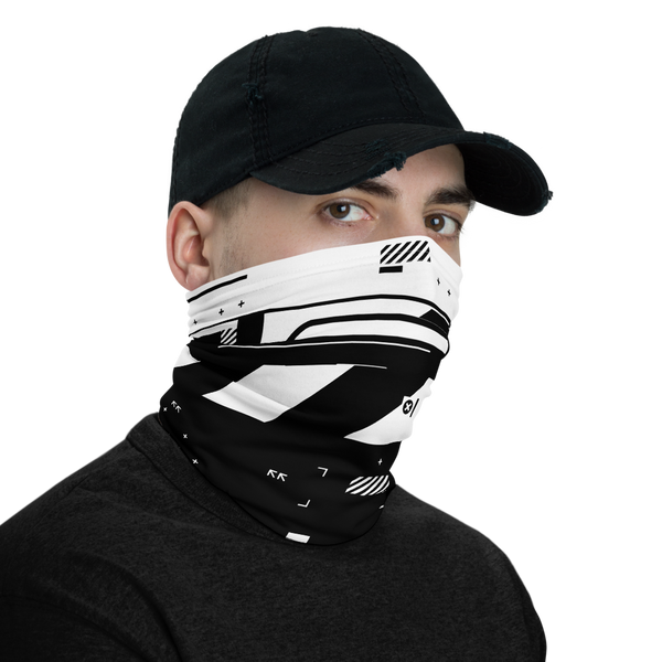 CMD & CTRL NECK GAITER MASK-Dustrial