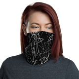 VECTOR BREAK MONO NECK GAITER MASK-Dustrial