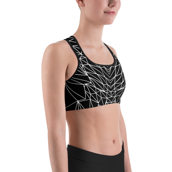 WIRED V2 MONO SPORTS BRA-Dustrial