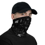 XERODUSTRIAL BASE NECK GAITER MASK-Dustrial