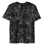 THERMAL EXHAUSTED BLVCK AO SHIRT