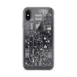DEEP SPACE IPHONE CASE-Dustrial-future-fashion-scifistreet-IPHONE CASE-iPhone X-