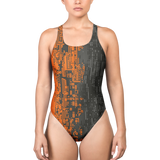 DEFRAG RAID 0 ONE-PIECE SWIMSUIT-XS-Dustrial