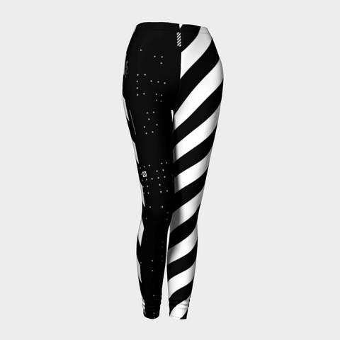 CMD & CTRL ALERT MONO LEGGINGS