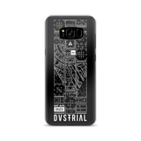 GEO V6 SAMSUNG CASE-Dustrial-future-fashion-scifistreet-SAMSUNG CASE-Samsung Galaxy S8 Plus-