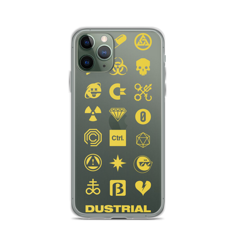 EMOJI DUSTRIAL IPHONE CASE