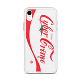 CYBERCRIME CLASSIC IPHONE CASE