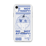 DO NOT ATTEMPT END USER IPHONE CASE