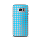 LOW-POLY BLUE SAMSUNG CASE-Dustrial-future-fashion-scifistreet-SAMSUNG CASE-Samsung Galaxy S7 Edge-
