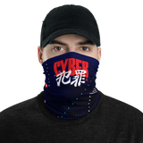 ANIME & CYBER NECK GAITER MASK-Dustrial