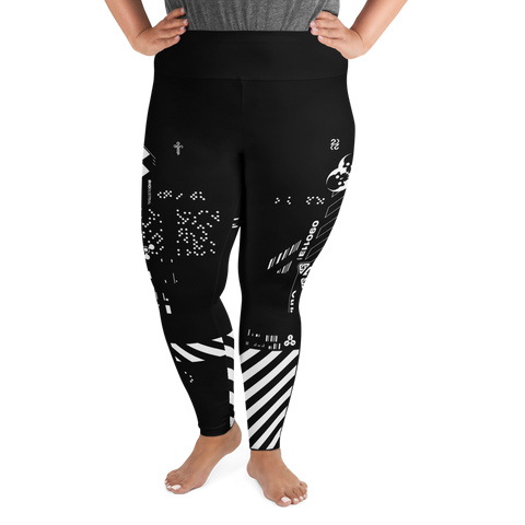 09011E N∞THING PS LEGGINGS