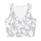 CAMO WIGHT CROP TOP-Dustrial