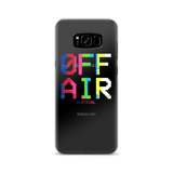 OFF-AIR SAMSUNG CASE-Samsung Galaxy S8 Plus-Dustrial