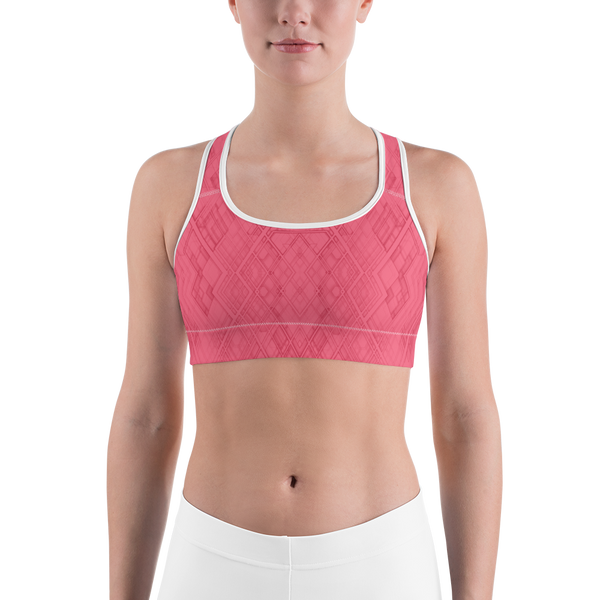 PROXIMA SYNTH DRK SPORTS BRA-XS-Dustrial