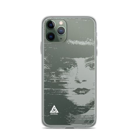 RACHAEL GLITCH IPHONE CASE-iPhone 11 Pro-Dustrial