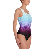 BLUE DREAM ONE-PIECE SWIMSUIT-Dustrial