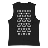 MORNINGSTAR MUSCLE TANK-Black-S-Dustrial