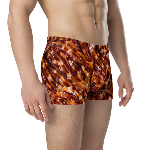 BACON BOXER BRIEFS