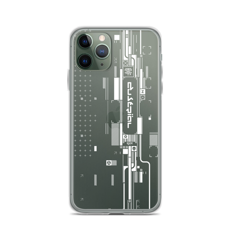 XERODUSTRIAL IPHONE CASE-iPhone 11 Pro-Dustrial