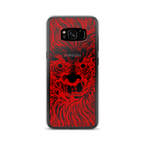BUER RED SAMSUNG CASE-Samsung Galaxy S8-Dustrial