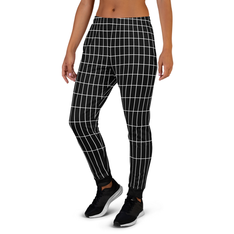 LOW-POLY MONO AO WOMEN'S JOGGERS-Dustrial