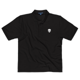SKULLHEX E POLO SHIRT-S-Dustrial
