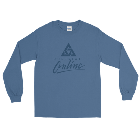 DUSTRIAL ONLINE LONG SLEEVE T-SHIRT