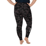 CAMO BLACK PS LEGGINGS-Dustrial