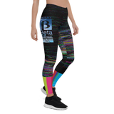VHS OFF-AIR LEGGINGS-XS-Dustrial