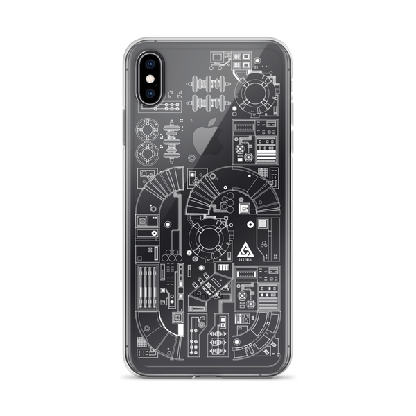 DEEP SPACE IPHONE CASE-iPhone XS Max-Dustrial