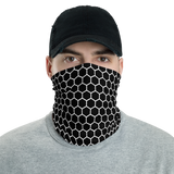 HEXAGON MONO NECK GAITER MASK-Dustrial