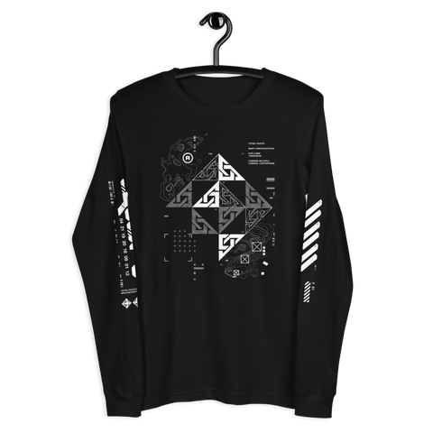 TETRA ORION LONG SLEEVE T-SHIRT