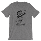 FISTICUFFS UNISEX T-SHIRT-Deep Heather-XS-Dustrial